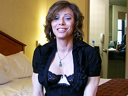 My first nyc amateur movie. MILF Jasmine Jewels playing with her juicy penish