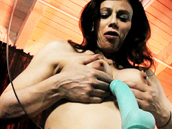 Jas beautiful breast milk Naughty TS Jasmine squeezing breast milk.